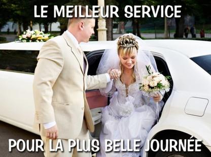 Limousine Atmosphère - Limousine Service - 418-803-6737