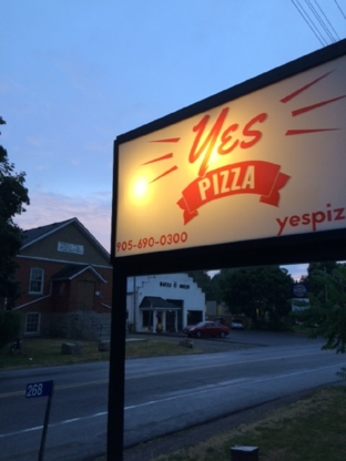 Yes Pizza - Restaurants - 905-690-0300