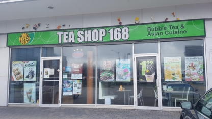 Tea Shop 168 - Tea - 905-597-8168