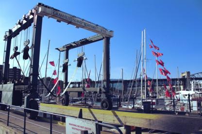Granville Island Boat Yard - Marinas - 604-685-6924