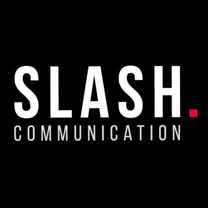 Slash Communication - Marketing Consultants & Services - 418-496-6060