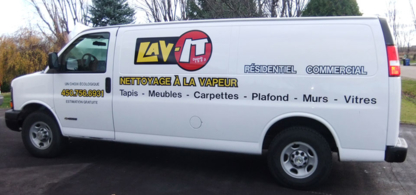 Lav-It Inc - Commercial, Industrial & Residential Cleaning - 450-756-6931