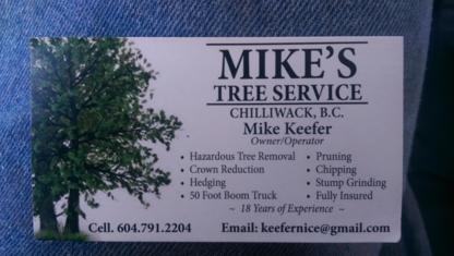 Mike's Tree Service - Tree Service