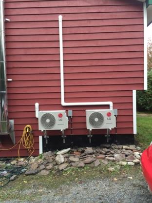 Just Once Heat Pumps & Ventilation Ltd - Heat Pump Systems - 902-579-2565