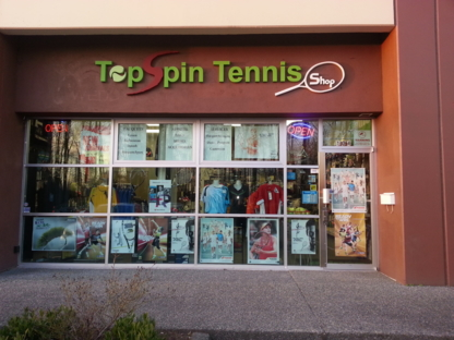 TopSpin Tennis - Tennis Rackets & Equipment