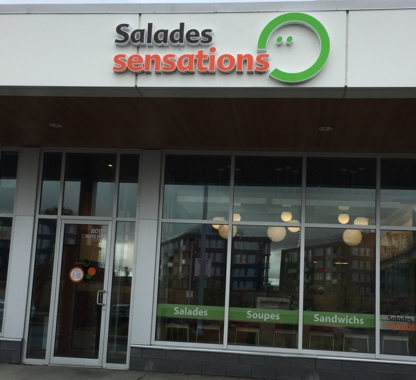 Salade Sensations - Restaurants