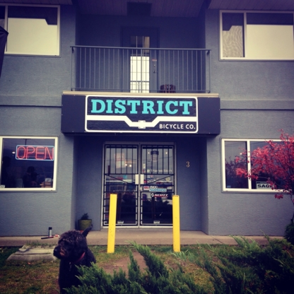 District Bicycle Co - Bicycle Stores - 236-425-2453
