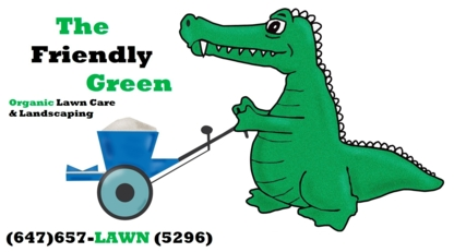 The Friendly Green - Lawn Maintenance - 647-657-5296
