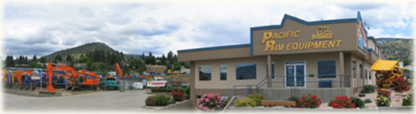Pacific Rim Equipment Inc - General Rental Service - 250-493-4545