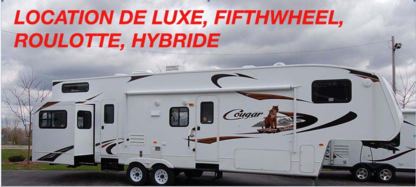 MP Location Roulotte - Recreational Vehicle Dealers - 819-531-1668