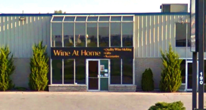 Wine At Home - Wine Making & Beer Brewing Equipment - 519-235-3787