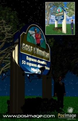Golf De Pratique L'Hêtrière - Terrains de pratique de golf