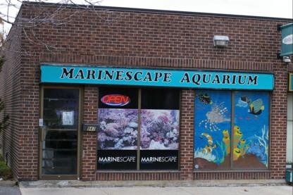 Marinescape Aquarium - Animaleries - 613-761-1743