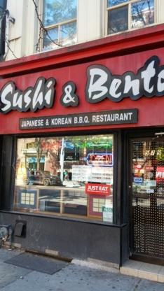 Sushi & Bento - Restaurants - 416-506-0996