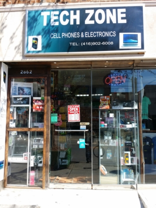 Tech Zone - Electronics Stores - 416-519-7579
