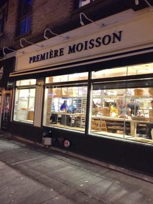 Première Moisson - Boulangeries