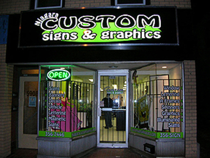 Voir le profil de Niagara Custom Signs & Graphics - Welland