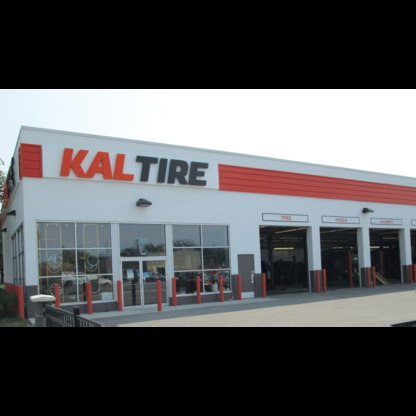 Kal Tire - Tire Retailers - 204-338-9711