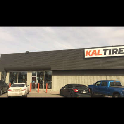Kal Tire - Tire Retailers - 587-318-3555