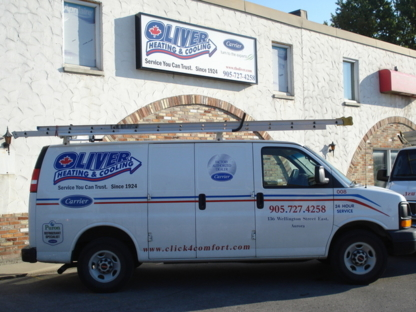 T H Oliver Heating & Air Conditioning - Air Conditioning Contractors - 905-727-4258