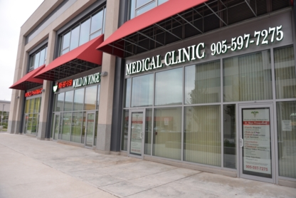 World On Yonge Medical Clinic - Cliniques médicales - 905-597-7275