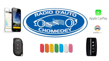 Radio Dauto Chomedey - Démarreurs à distance d'auto - 450-669-5444