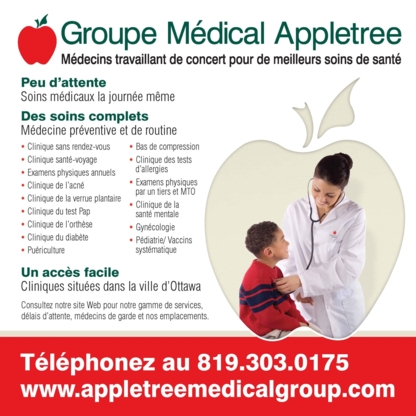 Appletree Medical Group - Travel Clinic - Medical Clinics