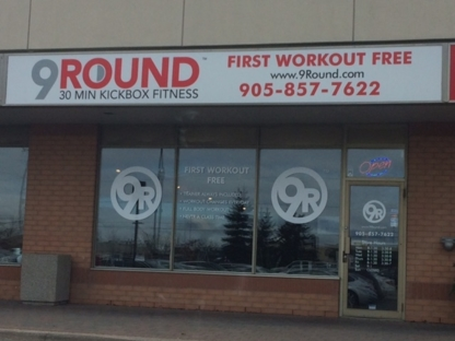 9 Round 30 Min Kickboxing & Fitness - Fitness Gyms - 905-857-7622