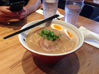 Sansotei Ramen - Japanese Restaurants - 647-349-3833