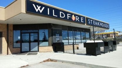 Wildfire Steakhouse - Oshawa - American Restaurants