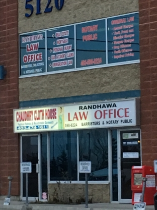 Randhawa Law Office - Family Lawyers - 403-590-8224