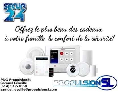 Propulsion SL - Security Alarm Systems