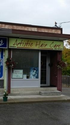 Artistic Hair Care - Hair Stylists - 905-728-9611