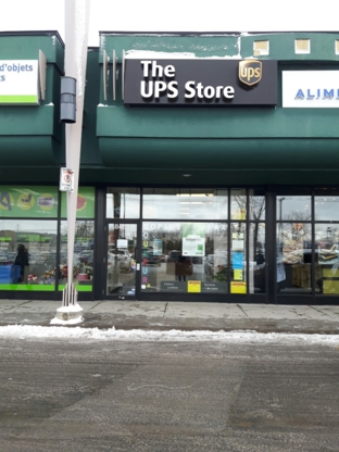 View The UPS Store's Pointe-Claire profile