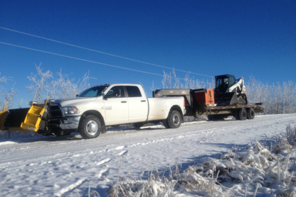 Western Living Landscapes Ltd. - Snow Removal
