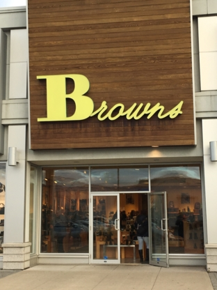 Browns Shoes - Shoe Stores - 450-462-3103