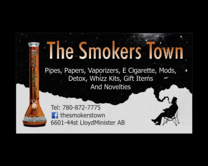 The Smokers Town - Tobacco Stores