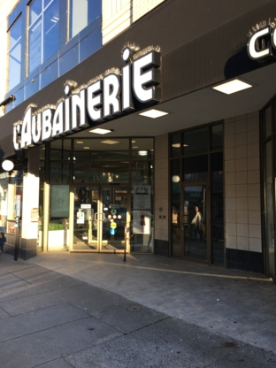 Aubainerie - Clothing Stores - 514-521-0059