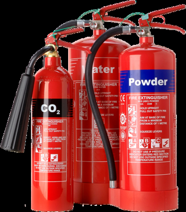Airdrie Safety & Fire Supply 2016 Ltd - Fire Extinguishers
