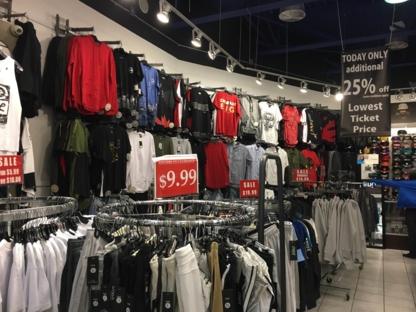 Soul Underground - Sportswear Stores