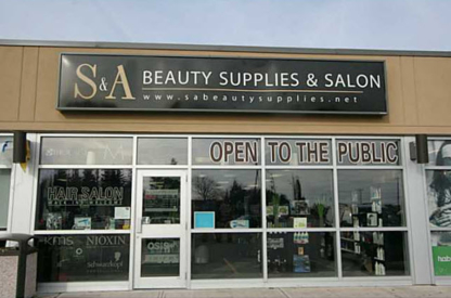 S & A Beauty Supplies - Hair Extensions - 519-770-0404