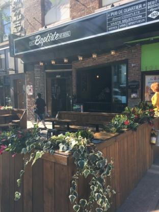 Bar Chez Baptiste - Pub - 514-522-1384
