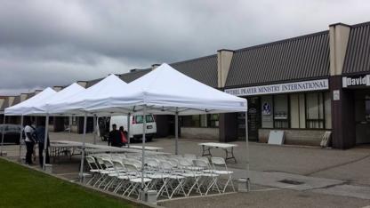 Diamond Tents & Event Rentals - Tent Rental - 647-774-7269