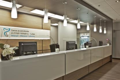 Centre de Parodontie et d'Implantologie de Québec - Parodontistes - 418-659-7779