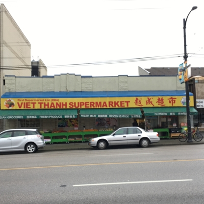 Viet Thanh Supermarket - Grocery Stores