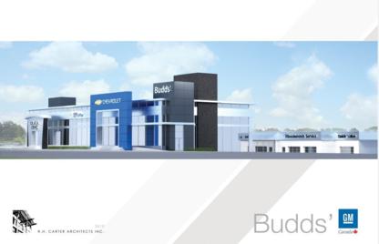 Budds Saab - New Car Dealers
