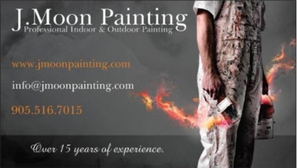 J Moon Painting and Renovations - Entrepreneurs généraux - 905-516-7015
