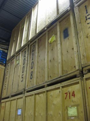 Collins-Mehling Transfer Agent ARPIN Van Lines - Déménagement et entreposage - 905-795-1174