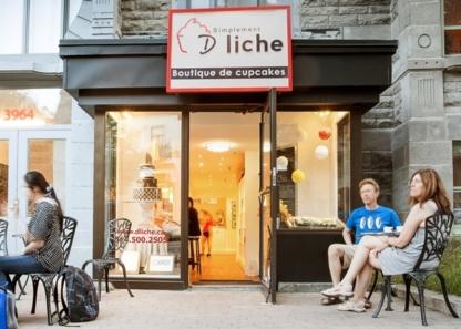 D Liche Cupcakes - Bakeries - 514-500-2505