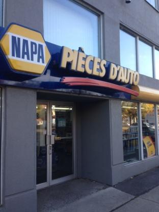 NAPA Auto Parts Auto Parts Stores Verdun - Accessoires et pièces d'autos neuves - 514-769-8541